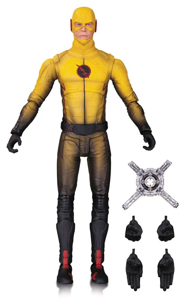 The Flash Action Figure Reverse Flash 17 cm