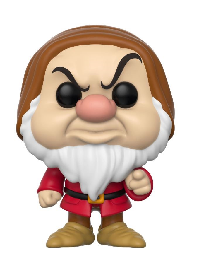 Pop! Disney: Snow White - Grumpy Vinyl Figure 10 cm