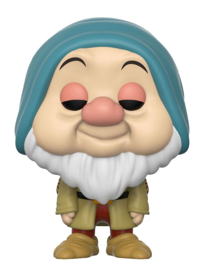 Pop! Disney: Snow White - Sleepy Vinyl Figure 10 cm