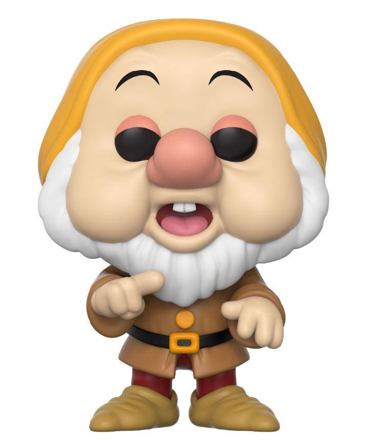 Pop! Disney: Snow White - Sneezy Vinyl Figure 10 cm