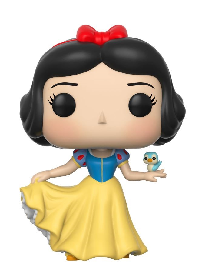Pop! Disney: Snow White - Snow White Vinyl Figure 10 cm