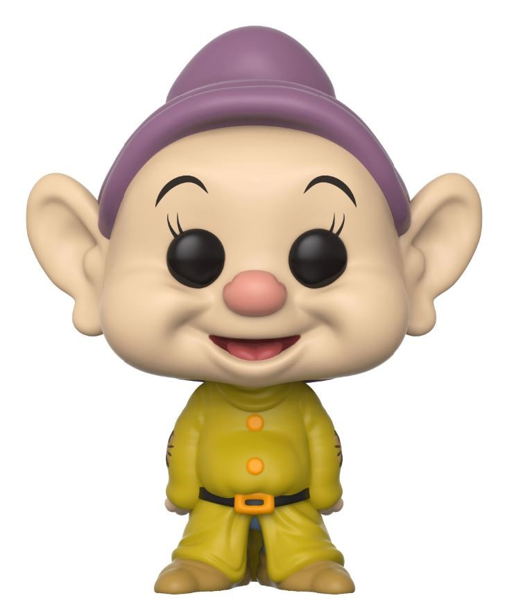 Pop! Disney: Snow White - Dopey Vinyl Figure 10 cm