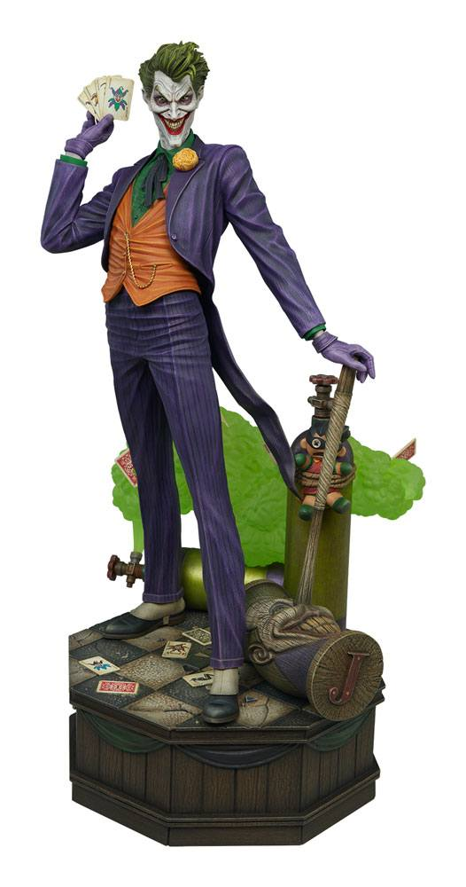 DC Comic Super Powers Collection Maquette The Joker 38 cm