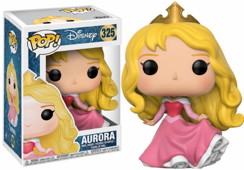 Pop! Disney: Disney Princess - Aurora Vinyl Figure 10 cm