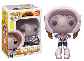 Pop! Anime: My Hero Academia - Ochaco Masked Exclusive Edition 10 cm