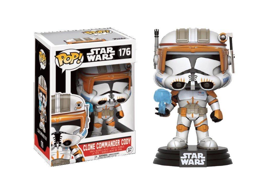 Funko POP! Star Wars Clone Commander Cody Lim. Edition Vinyl Figure 10 cm