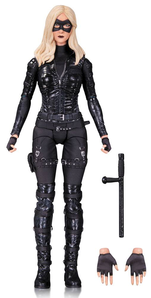 Arrow Action Figure Black Canary 17 cm