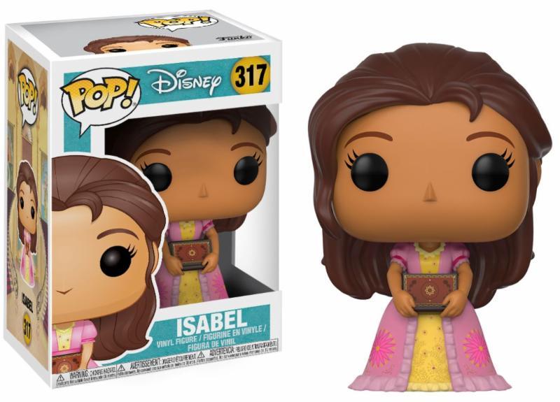 Pop! Disney: Elena of Alvalor - Isabel Vinyl Figure 10 cm