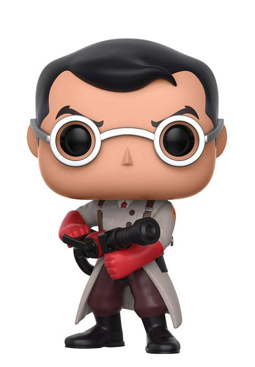 Team Fortress 2 POP! Games Vinyl Figure Medic 10 cm