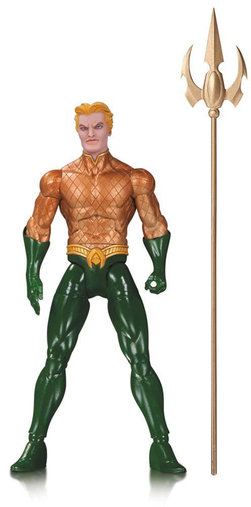 DC Comics Designer Action Figure Aquaman by Greg Capullo 17 cm