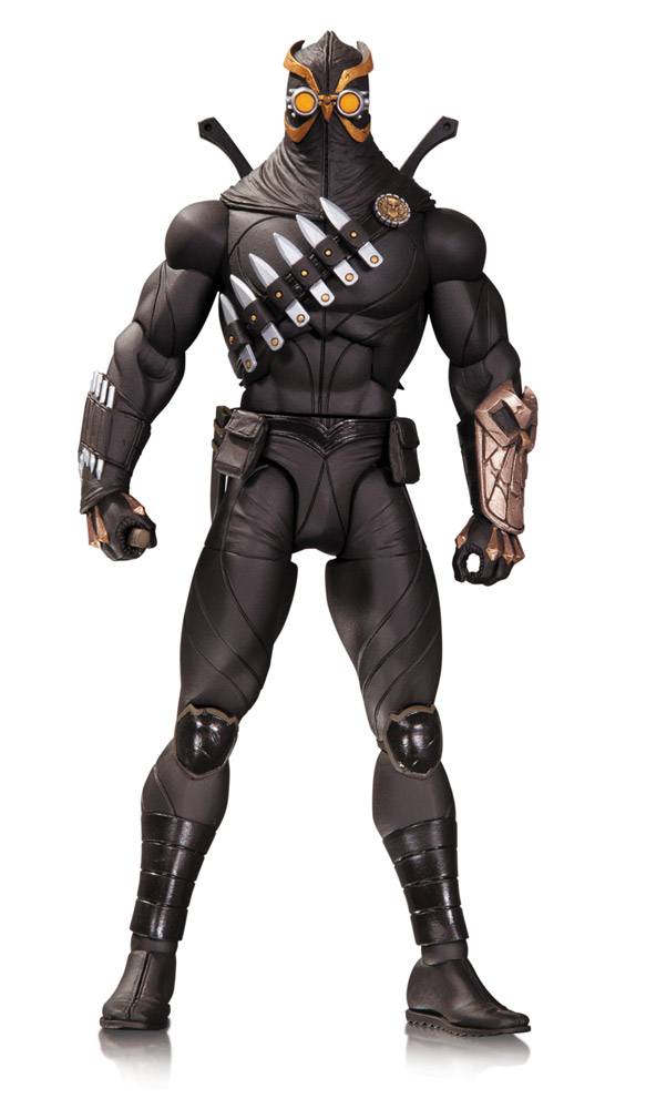 DC Comics Designer Action Figure Series 1 Talon by Greg Capullo 17 cm
