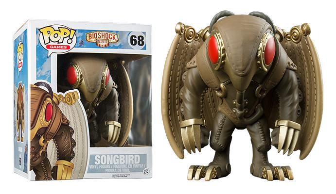 Funko POP! Games - Bioshock Infiinte Songbird Oversized Vinyl Figure 15 cm
