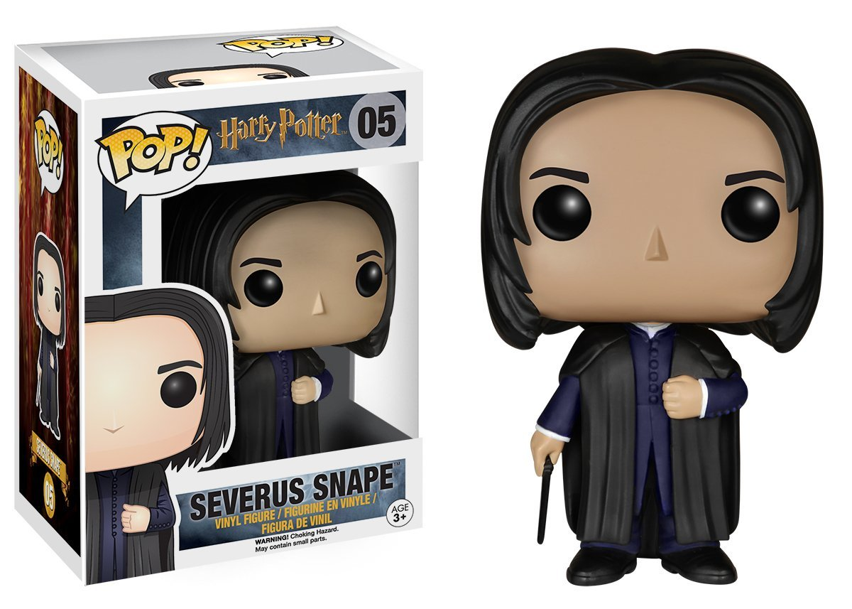 Funko POP! Movies Harry Potter - Severus Snape Vinyl Figure 10 cm