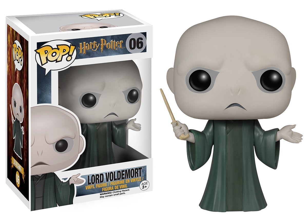 Funko POP! Movies Harry Potter - Voldemort Vinyl Figure 10 cm