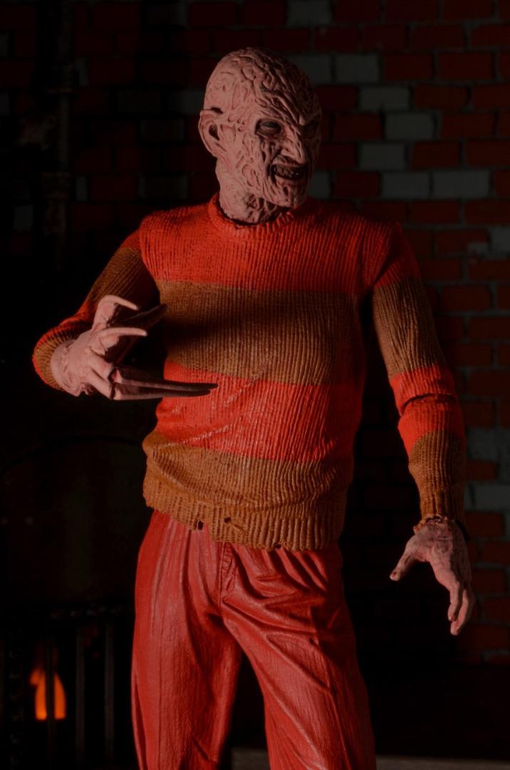 Nightmare on Elm Street Action Figure Freddy Krueger (1989 Video Game Version) 18 cm