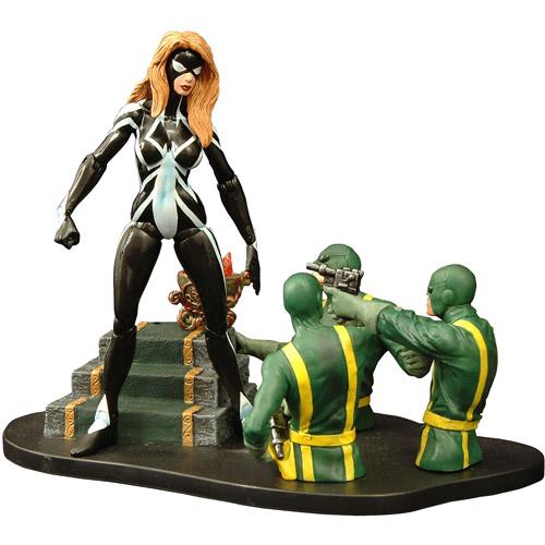 Action Figure Marvel Select Arachne Collectors Edition 18 cm