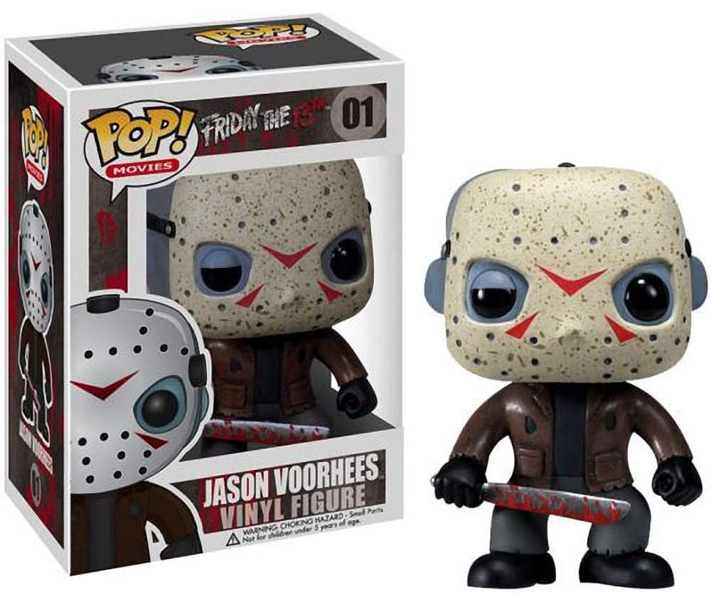 Funko POP! - Friday The 13th - Jason Voorhees Vinyl 10 cm