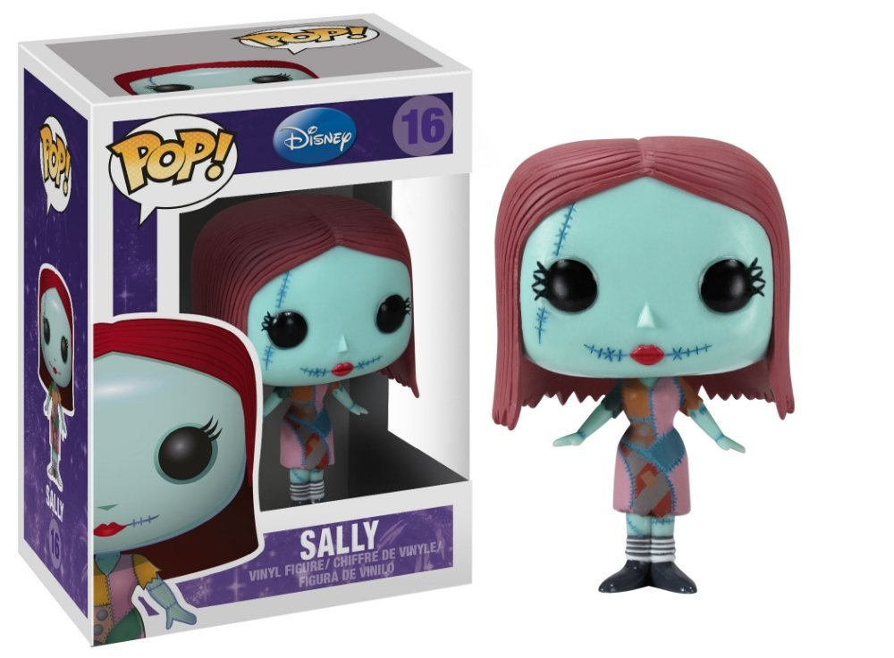 Funko POP! - Nighmare Before Christmas - Sally Vinyl Figure 10 cm