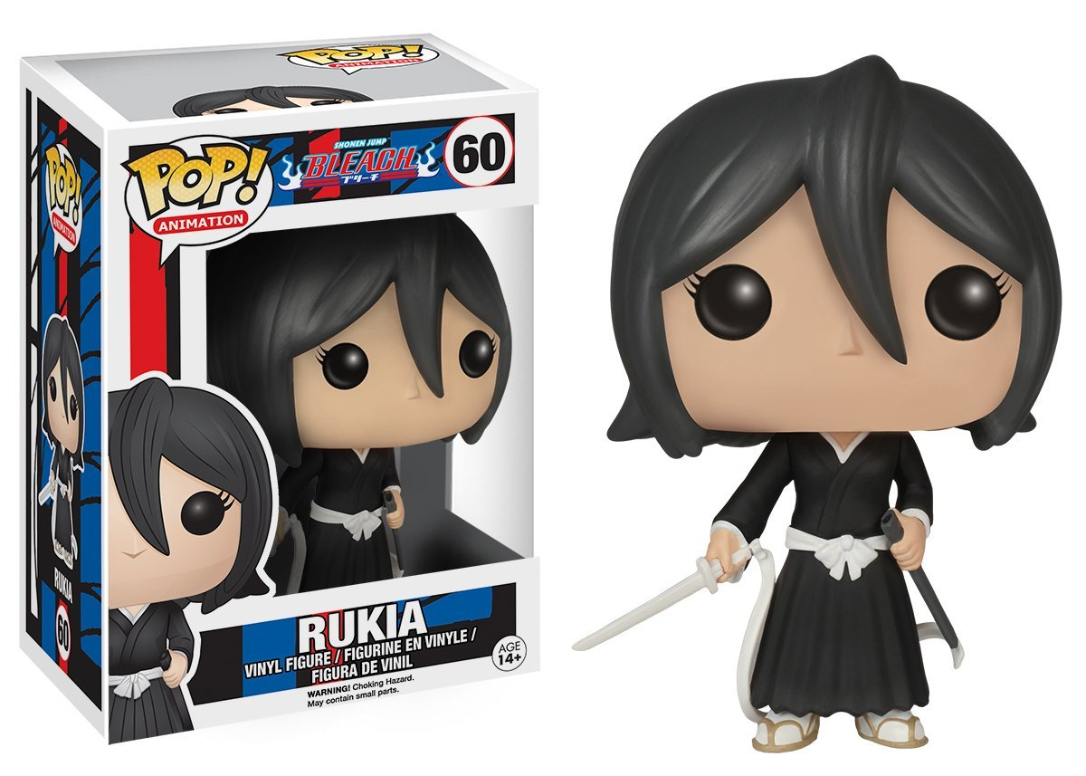Funko POP! Animation: Bleach - Rukia Vinyl Figure 10 cm