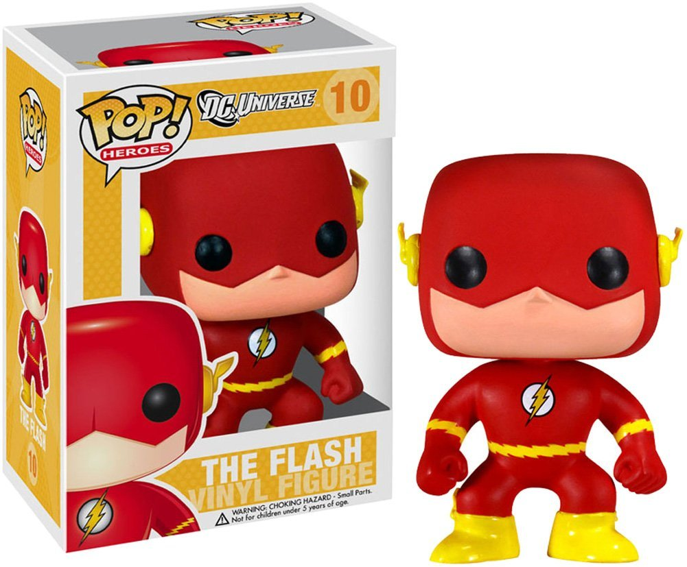Funko POP! Vinyl - DC Comics - The Flash Vinyl Figure 10 cm