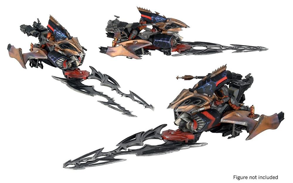 Predator Vehicle Blade Fighter 60 cm
