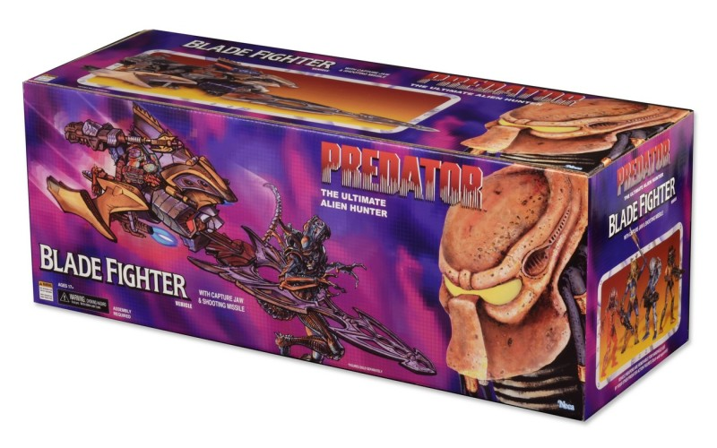 Predator Vehicle Blade Fighter 60 cm