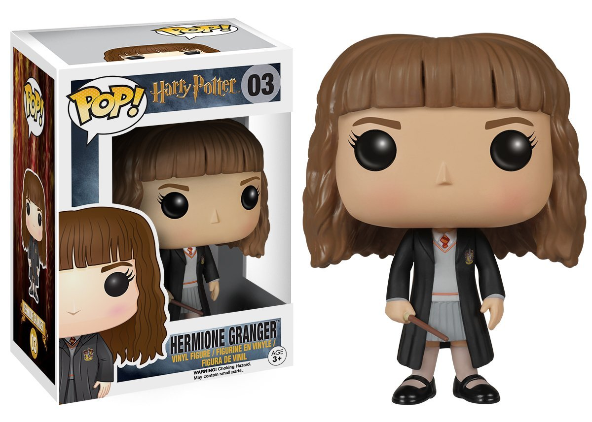 Funko POP! Movies Harry Potter - Hermione Granger Vinyl Figure 10 cm