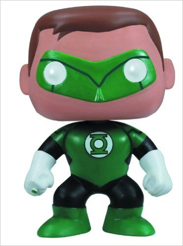 Funko POP! DC Comics - Green Lantern New 52 Version Limited Edition 10 cm