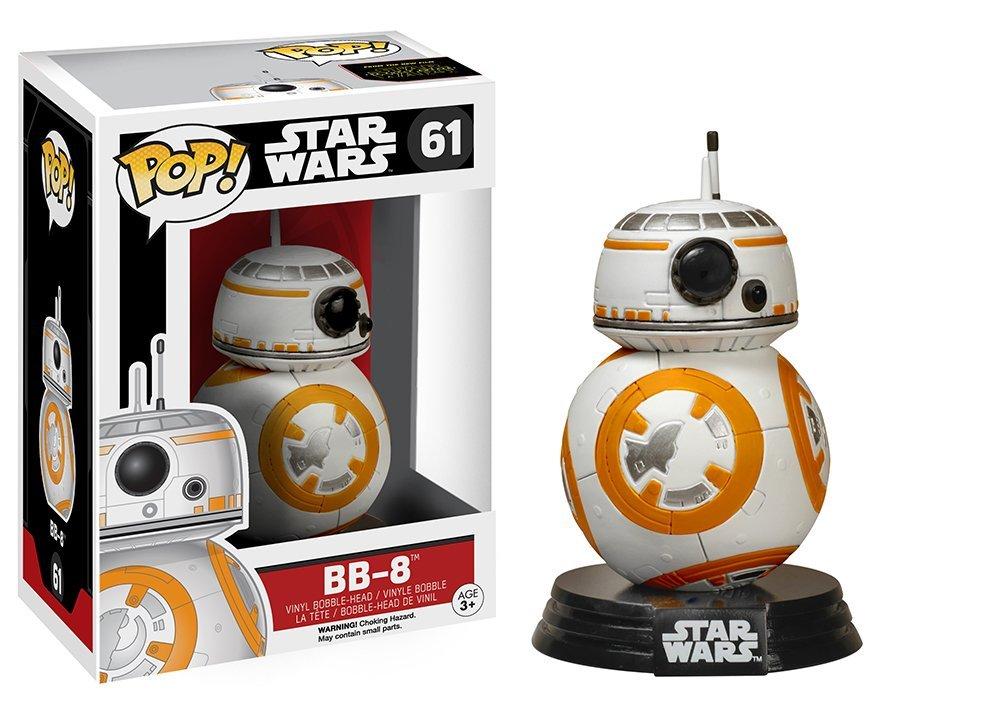 Funko POP! Star Wars Episode VII The Force Awakens - BB-8 Droid 10 cm
