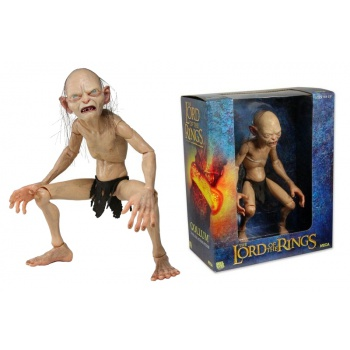 Action Figure Lord Of the Rings Gollum 1/4 Scale poseable Limited Edition
