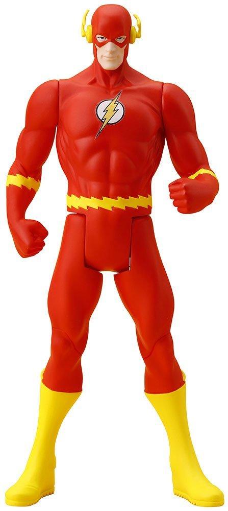 Estátua DC Universe Super Heroes ARTFX+ Series - Flash 20 cm