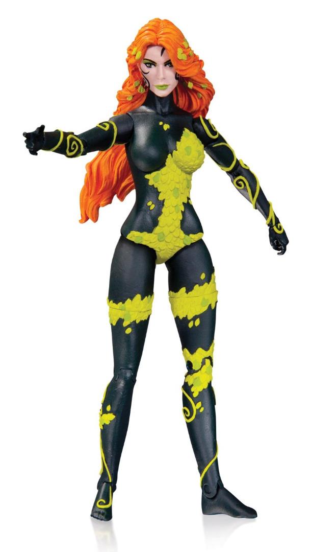 Action Figure DC Comics The New 52 Poison Ivy 17 cm