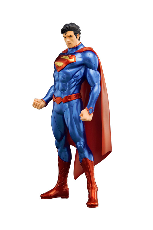 Estátua DC Comics ARTFX+ Series PVC 1/10 Superman (New 52) 20 cm