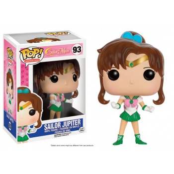 Funko POP! Animation Sailor Moon - Sailor Jupiter Vinyl Figure 10 cm