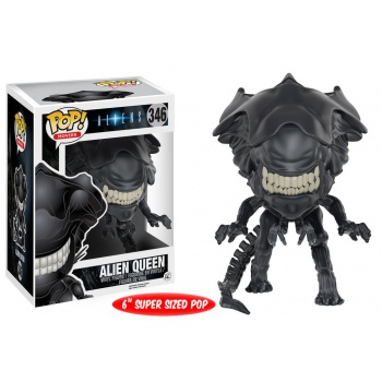 Funko POP! Movies - Aliens: Queen Alien - Oversized Vinyl Figure 15 cm