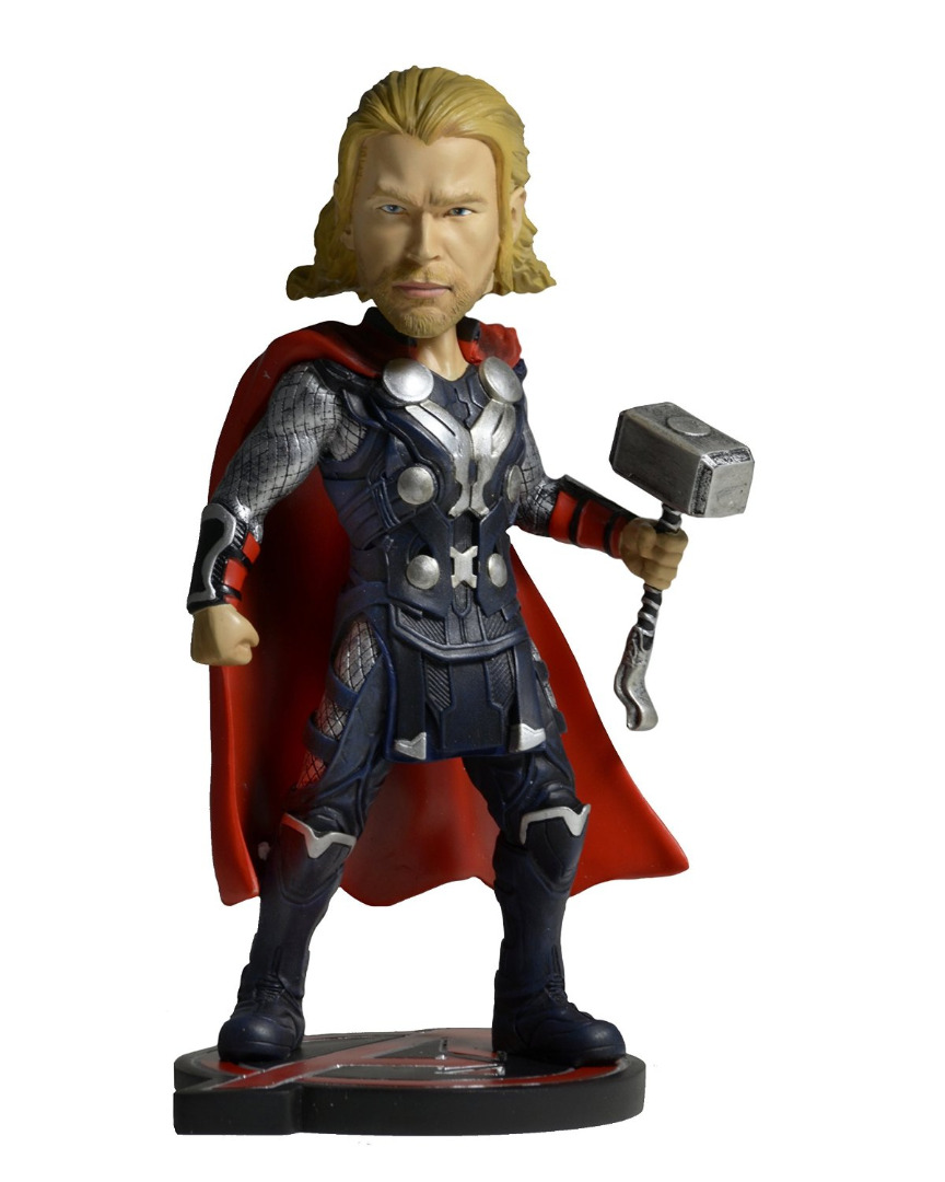 Marvel Avengers Age Of Ultron - Thor Extreme Head Knocker 20 cm