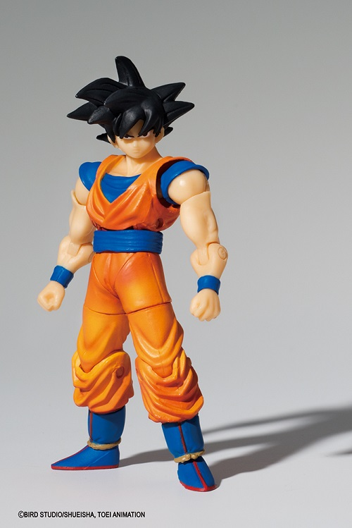 Action Figure DRAGON BALL Z SHODO SON GOKU