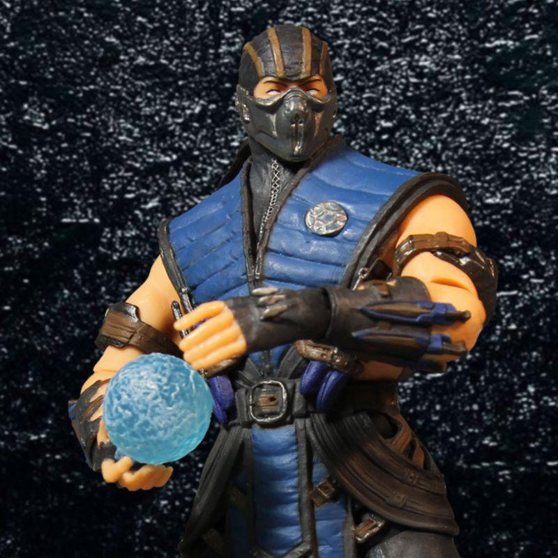 Action Figure Mortal Kombat Sub-Zero 30 cm