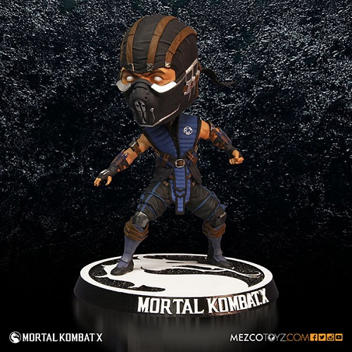 Bobble Head Mortal Kombat X Sub-Zero 16 cm