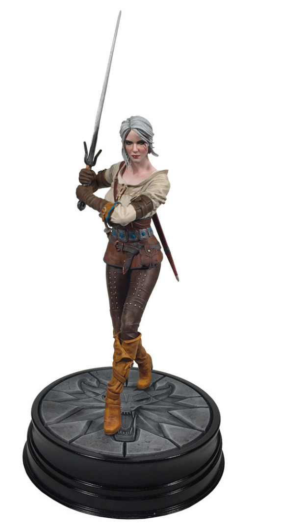 Estátua The Witcher 3: The Wild Hunt: Ciri 23 cm