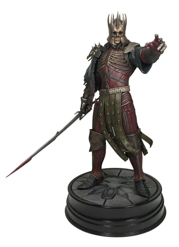Estátua The Witcher 3: The Wild Hunt: Wild Hunt King Eredin 23 cm