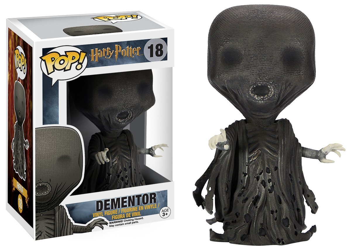 Funko POP! Movies - Harry Potter: Dementor Vinyl Figure 10 cm