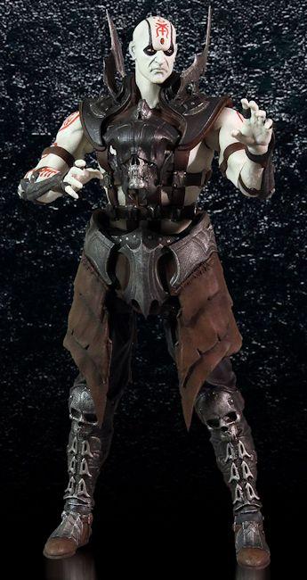 Action Figure Mortal Kombat X Quan Chi 17 cm