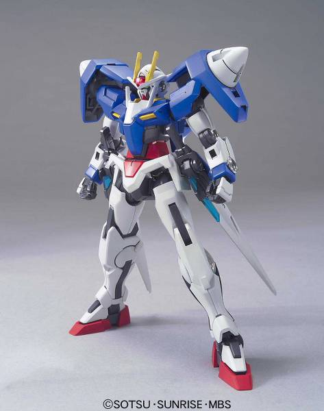 HG High Grade Model Kit Gundam 00 1/144