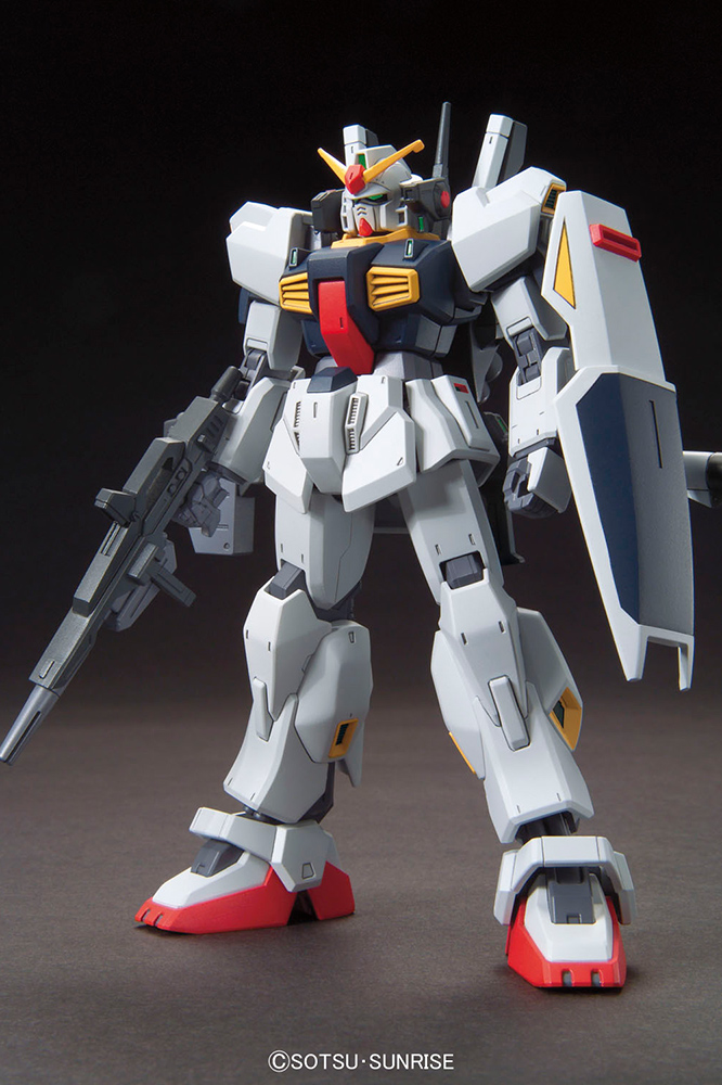 HG High Grade Model Kit Gundam RX-178 MK II AEUG 1/144