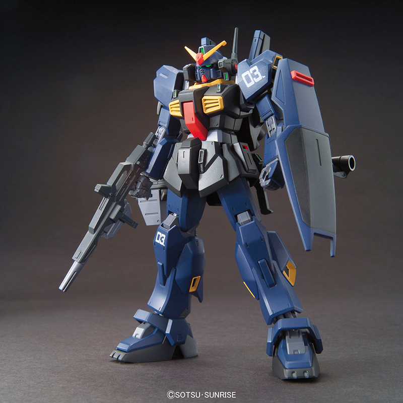 HG High Grade Model Kit Gundam RX-178 MK II TITANS 1/144