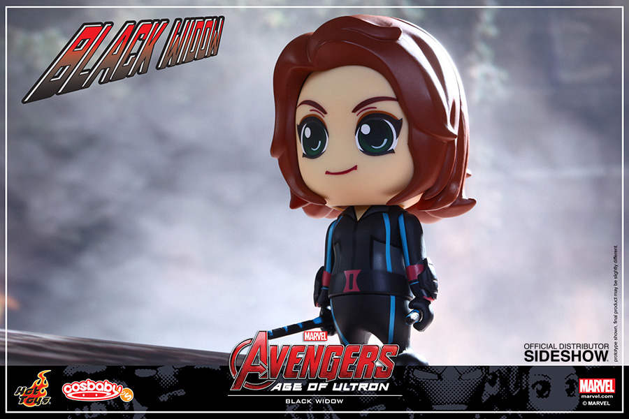 Figura Black Widow (Avengers Age of Ultron) Hot Toys Cosbaby