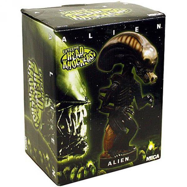 Alien Extreme Head Knocker 21 cm