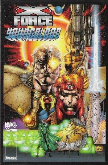 Marvel Comics - X-Force & Youngblood (oferta capa protetora)