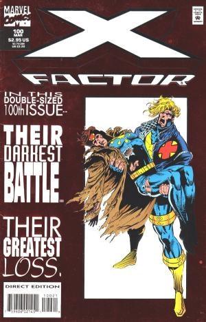Marvel Comics - X-Factor #100 (oferta capa protetora)